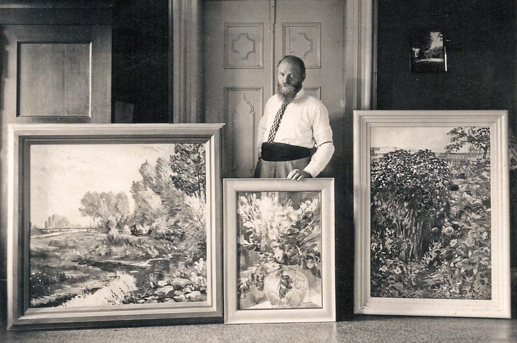 Georg Greve-Lindau (ca. 1935)