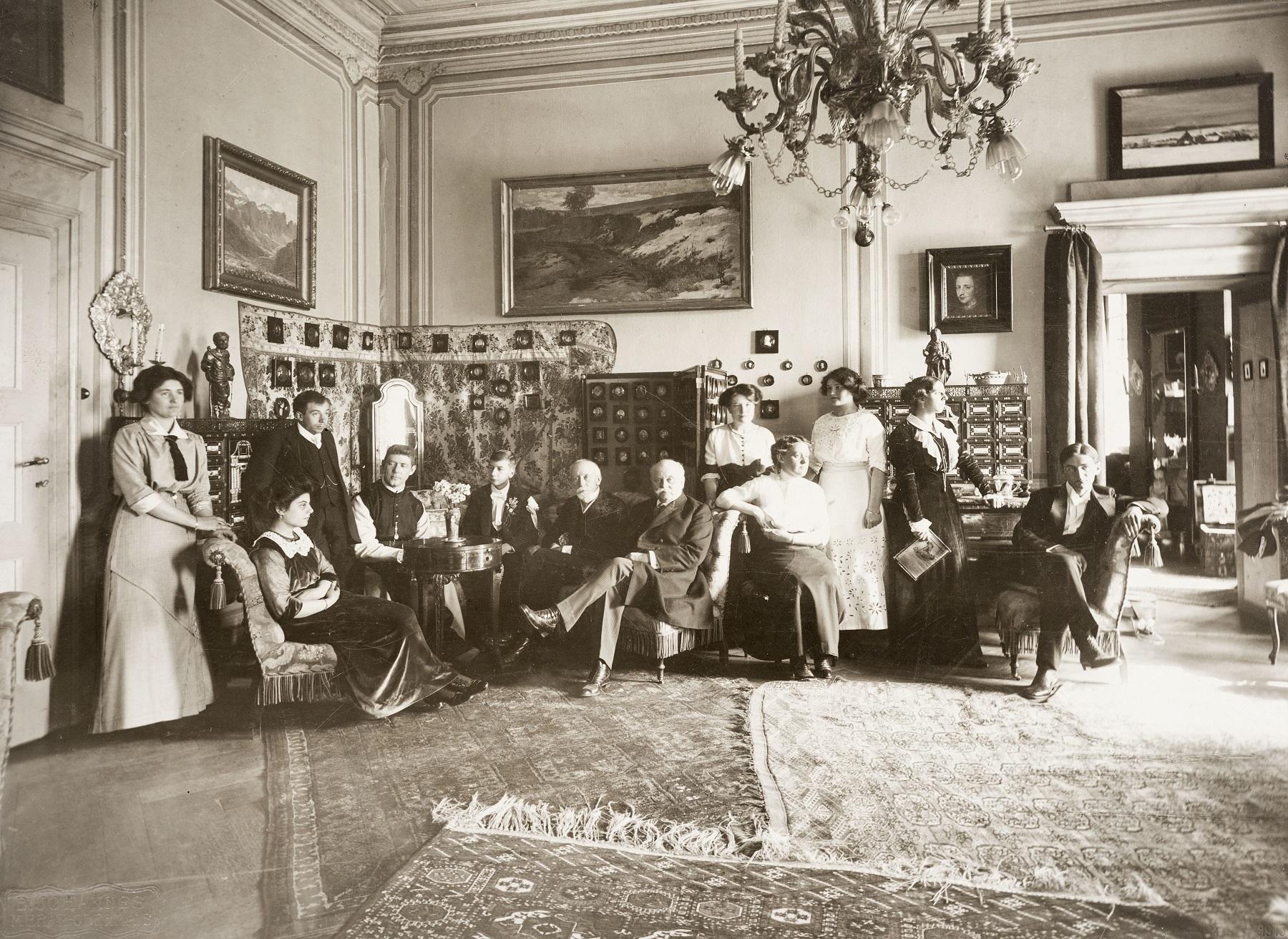 Salon auf Schloss Rametz